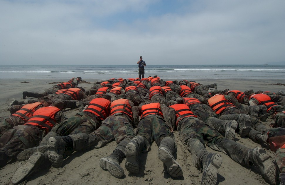 Leadership Lessons From a Navy SEAL