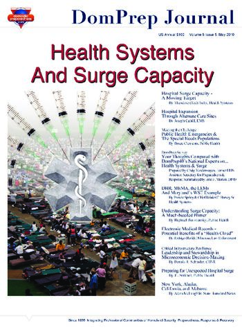 Health Systems & Surge Capacity | DomPrep Journal
