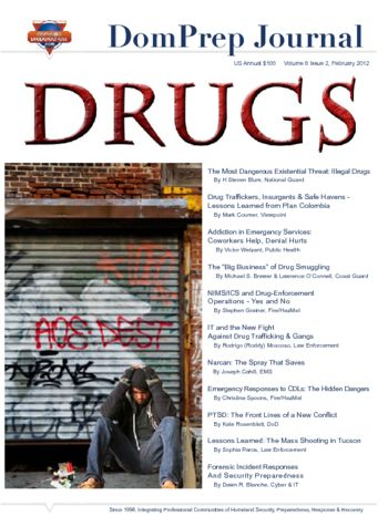 DRUGS | DomPrep Journal