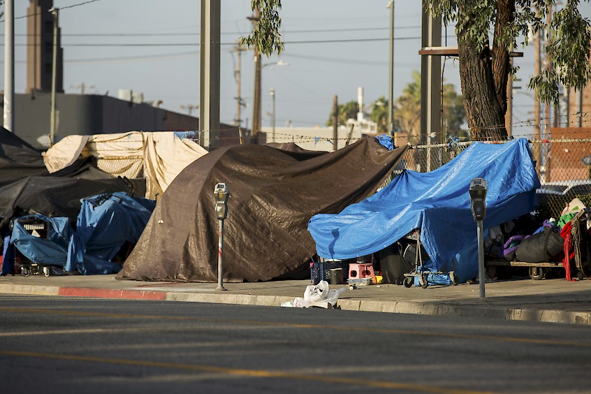 Drugs, Homelessness & a Growing Public Health Disaster (article photo)