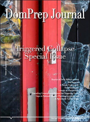 Triggered Collapse Special Issue | DomPrep Journal