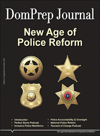 New Age of Police Reform Special Issue | DomPrep Journal