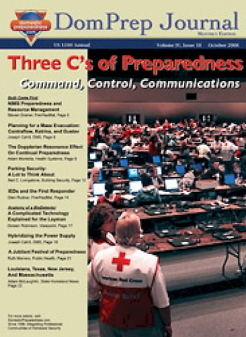 Three C's of Preparedness: Command, Control, Communications | DomPrep Journal