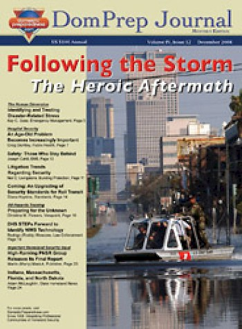 Following the Storm, The Heroic Aftermath | DomPrep Journal