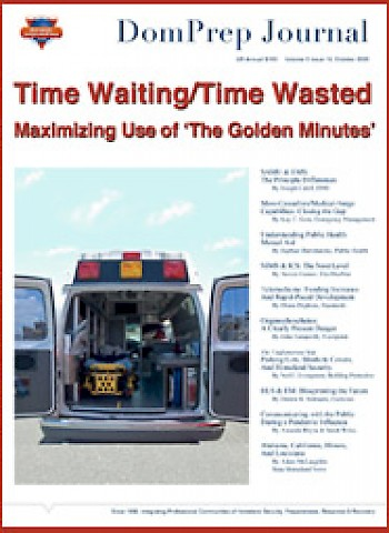 Time Waiting/Time Wasted: Maximizing Use of 'The Golden Minutes' | DomPrep Journal