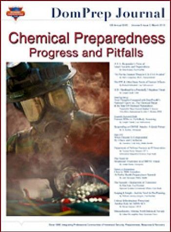 Chemical Preparedness - Progress and Pitfalls | DomPrep Journal