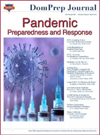 Pandemic - Preparedness & Response | DomPrep Journal