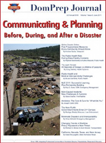 Communicating & Planning - Before, During, and After a Disaster | DomPrep Journal