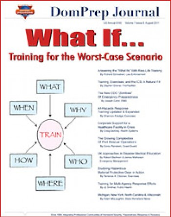 What If...Training for the Worst-Case Scenario | DomPrep Journal