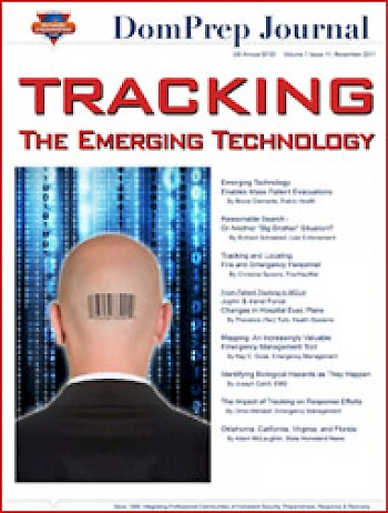 TRACKING, The Emerging Technology | DomPrep Journal