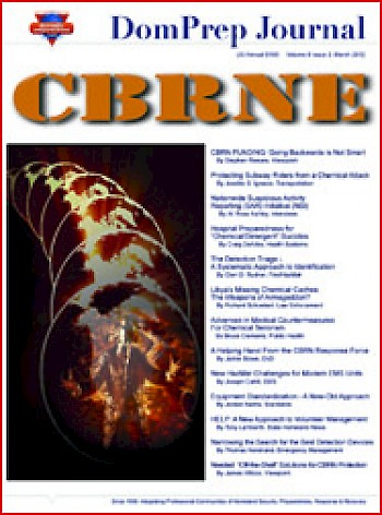 CBRNE 2012 | DomPrep Journal