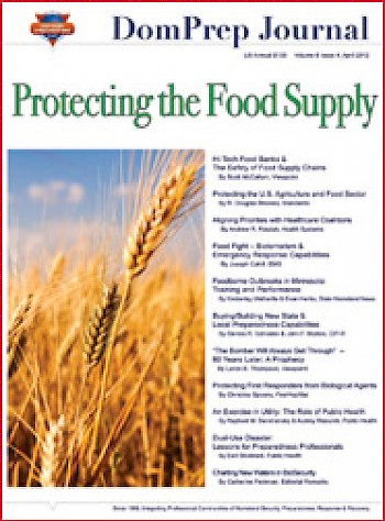 Protecting the Food Supply | DomPrep Journal