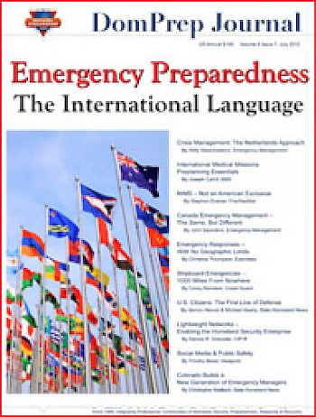Emergency Preparedness, The International Language | DomPrep Journal