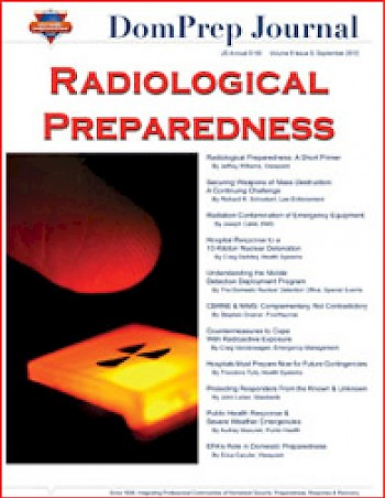 Radiological Preparedness | DomPrep Journal