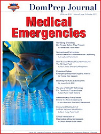 Medical Emergencies | DomPrep Journal