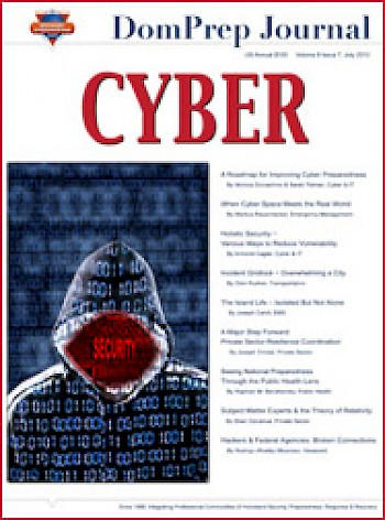 CYBER | DomPrep Journal
