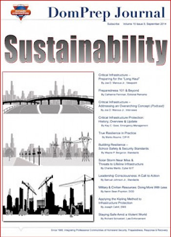 Sustainability | DomPrep Journal