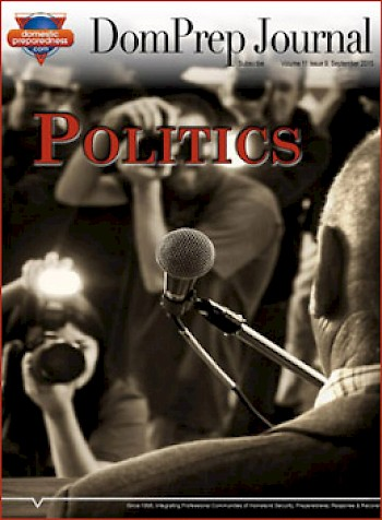 POLITICS | DomPrep Journal