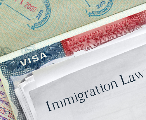 Immigration documents
