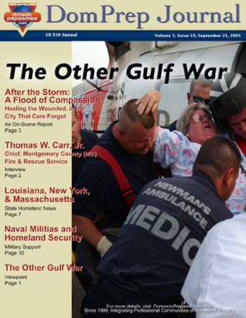 DomPrep Journal: The Other Gulf War, Volume I, Issue 19 | DomPrep Journal